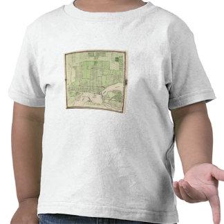 Plan de Davenport, el condado de Scott, estado de Camisetas