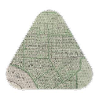 Plan de Evansville, Vanderburgh Co Altavoz Bluetooth