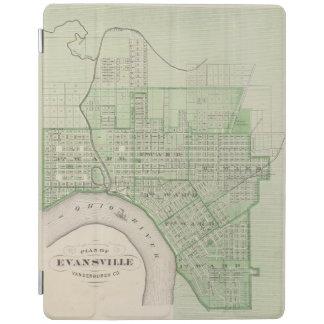 Plan de Evansville, Vanderburgh Co Cubierta De iPad