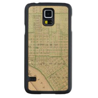 Plan de Evansville, Vanderburgh Co Funda De Galaxy S5 Slim Arce