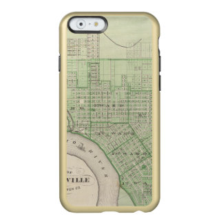 Plan de Evansville, Vanderburgh Co Funda Para iPhone 6 Plus Incipio Feather Shine