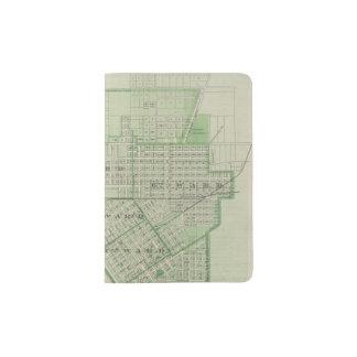 Plan de Evansville, Vanderburgh Co Porta Pasaporte