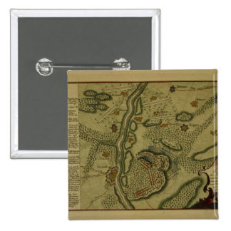 Plan de la batalla de Kunersdorf Pin