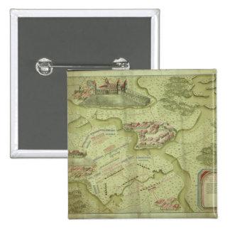 Plan de la batalla de Mollwitz Pin