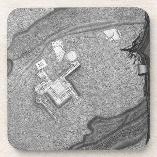 Plan de las fábricas existentes en el chalet posavaso