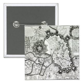 Plan de Lisle, 1736 Pins