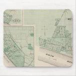 Plan de Newburgh, Warrick Co con Boonville Mouse Pads