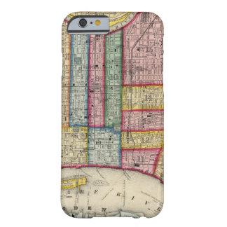 Plan de Philadelphia Funda Barely There iPhone 6