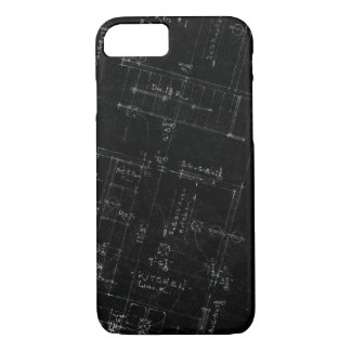 Plan de piso del arquitecto funda iPhone 7