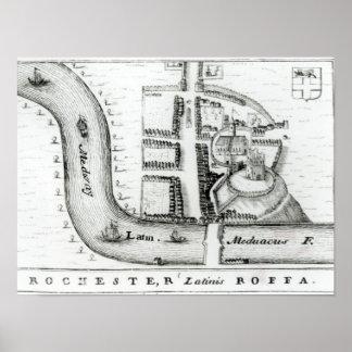 Plan de Rochester Póster