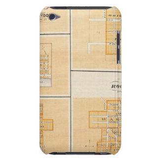 Plan de Rockport, chaqueta de punto Co con Everton iPod Touch Cobertura