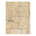 Plan de South Bend con Mishawaka Postal