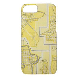 Plan de Vernon del norte, Jennings Co con Vernon Funda iPhone 7