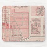 Plan del castillo verde, Putnam Co con Bloomington Mousepad