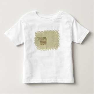 Plan for the Dresden Royal Theatre, c.1838 T-shirt