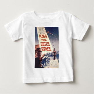 """Plan nine from outer space"""" baby T-Shirt"""