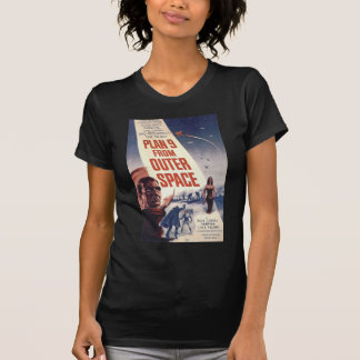 """Plan nine from outer space"""" T-Shirt"""