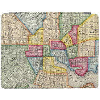 Plan Of Baltimore iPad Smart Cover