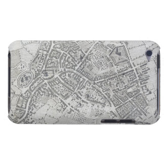 Plan of Birmingham, 1731, published 1789 (engravin iPod Touch Cover