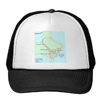 Plan of Carthage Trucker Hat