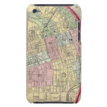 Plan Of Cincinnati And Vicinity Barely There iPod Case