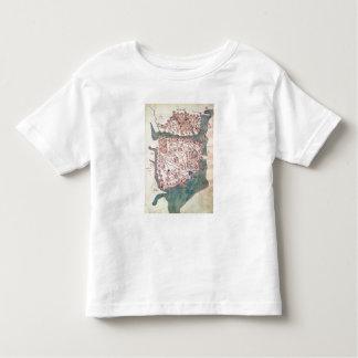 Plan of Constantinople Toddler T-shirt