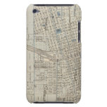 Plan of Des Moines, Polk County, Iowa Case-Mate iPod Touch Case