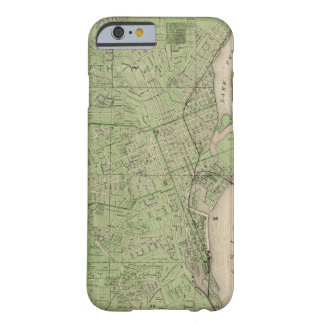 Plan of Dubuque, Dubuque County, State of Iowa Barely There iPhone 6 Case