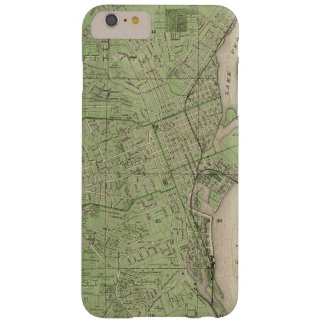 Plan of Dubuque, Dubuque County, State of Iowa Barely There iPhone 6 Plus Case