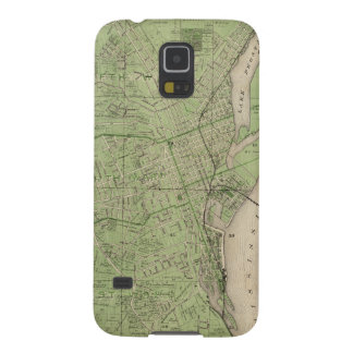 Plan of Dubuque, Dubuque County, State of Iowa Galaxy S5 Case