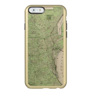 Plan of Dubuque, Dubuque County, State of Iowa Incipio Feather Shine iPhone 6 Case