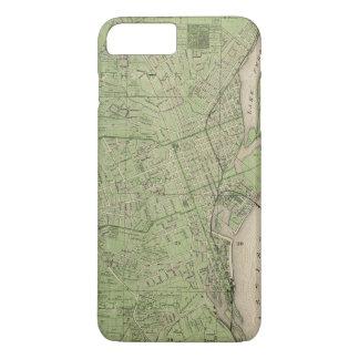 Plan of Dubuque, Dubuque County, State of Iowa iPhone 8 Plus/7 Plus Case