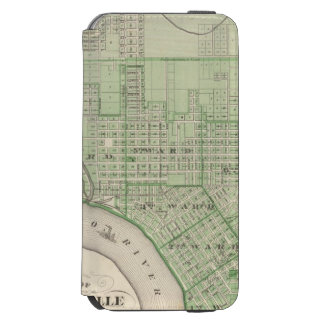 Plan of Evansville, Vanderburgh Co iPhone 6/6s Wallet Case