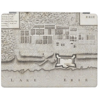 Plan of Fort Erie iPad Smart Cover