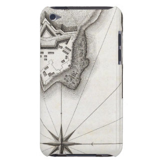 Plan of Fort Niagara iPod Touch Cover