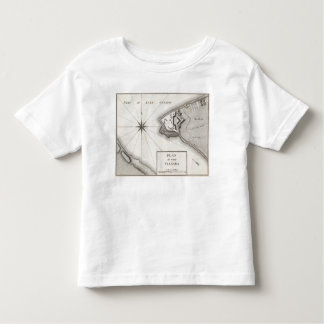 Plan of Fort Niagara Toddler T-shirt