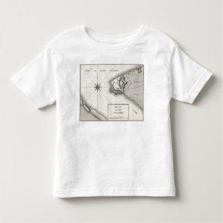 Plan of Fort Niagara Toddler T-shirt