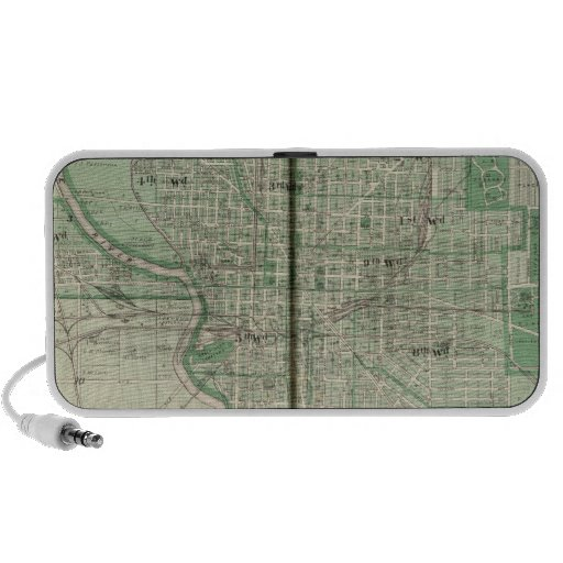 Plan of Indianapolis Mp3 Speakers