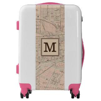 Plan of Logansport, Cass Co | Monogram Luggage