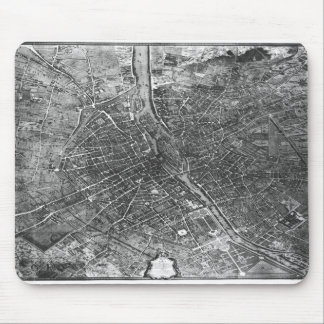 Plan of Paris, known as the 'Plan de Turgot' Mouse Pad
