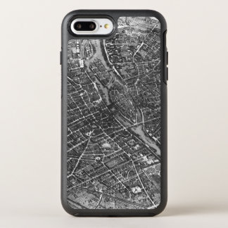 Plan of Paris, known as the 'Plan de Turgot' OtterBox Symmetry iPhone 8 Plus/7 Plus Case