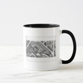 Plan of Paris Mug