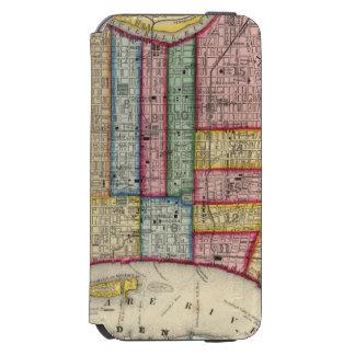 Plan Of Philadelphia Incipio Watson™ iPhone 6 Wallet Case