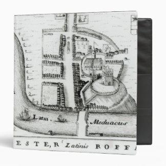 Plan of Rochester 3 Ring Binder