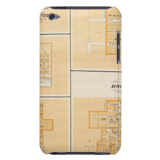 Plan of Rockport, Spencer Co with Everton Barely There iPod Case