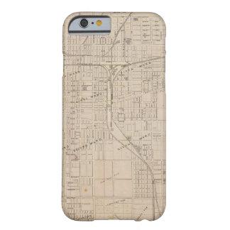 Plan of Terre Haute, Vigo Co Barely There iPhone 6 Case