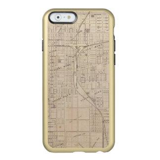 Plan of Terre Haute, Vigo Co Incipio Feather Shine iPhone 6 Case