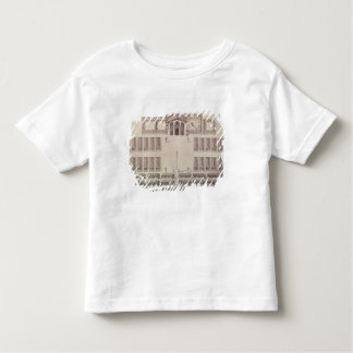 Plan of the Candelaria Mission in Paraguay Toddler T-shirt