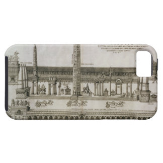 Plan of the Circus Maximus, Rome, engraved by the iPhone SE/5/5s Case