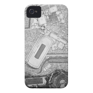 Plan of the existing factories in the Villa Adrian Case-Mate iPhone 4 Cases